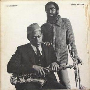 Archie Shepp – Bill Dixon Quartet - Image: Archie Shepp Bill Dixon Quartet