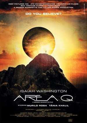 Area Q - Image: Areaq poster