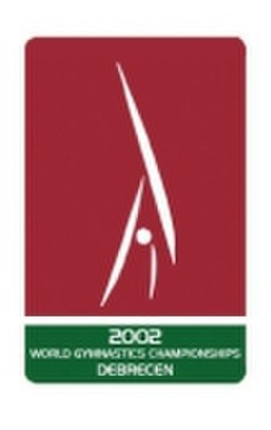 2002 World Artistic Gymnastics Championships - Logo