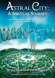 <i>Astral City: A Spiritual Journey</i> 2010 Brazilian film directed by Wagner de Assis