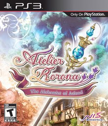 Atelier Rorona: The Alchemist of Arland - Wikipedia
