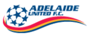 Adelaide United FC - The Adelaide United badge, used from the club's foundation in 2003 to 2005