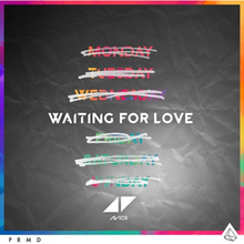 Avicii's Waiting For Love, Cover Artwork.png