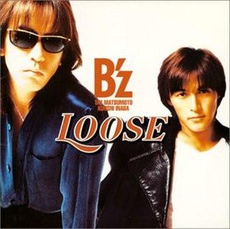Loose (B'z album) - Image: B'z L