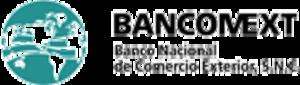 Bancomext - Image: Bancomext logo
