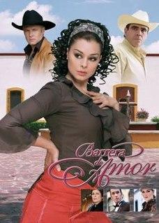 <i>Barrera de amor</i> Mexican telenovela