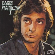Reissue titled Barry Manilow I