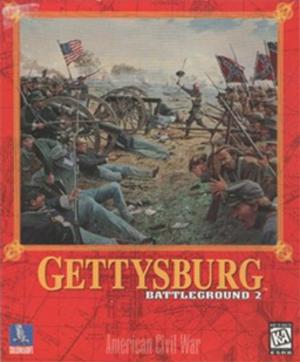 Battleground 2: Gettysburg - Image: Battleground 2 Gettysburg Coverart