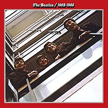 The Beatles red album