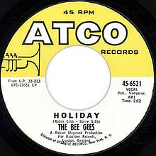 Bee Gees - Holiday.jpg