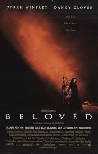 Beloved (1998 film) - Theatrical release poster