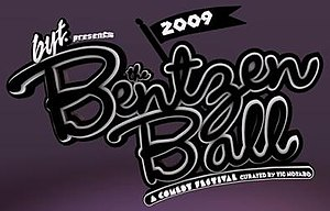 Bentzen Ball - The 2009 Bentzen Ball logo.