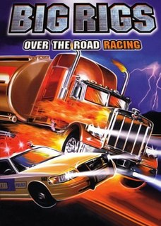 <i>Big Rigs: Over the Road Racing</i> 2003 video game