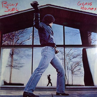 Glass Houses (album) - Image: Billy Joel Glass Houses