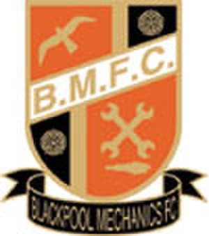 A.F.C. Blackpool - Blackpool Mechanics club crest