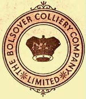 Bolsover Colliery Company - Image: Bolsoverlogo