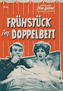 <i>Breakfast in Bed</i> (film) 1963 film