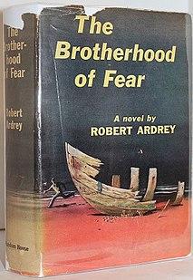 <i>The Brotherhood of Fear</i> 1952 political novel by Robert Ardrey