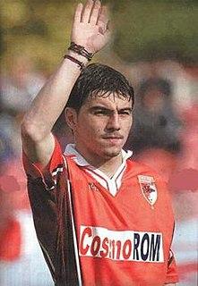 Cătălin Hîldan Romanian footballer