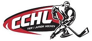 Ontario Junior Hockey League - Image: CCHL Logo Final