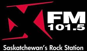 CHQX-FM - Image: CHQX XFM101.5 logo