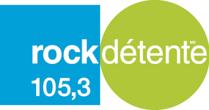 CHRD-FM - RockDétente-era logo; used from August 2009 until August 2011
