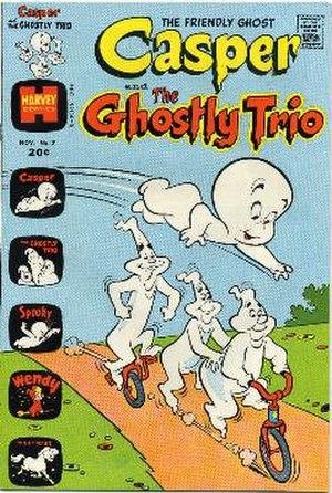 Ghostly Trio - Image: Casper ghostly