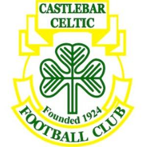 Castlebar Celtic F.C. - Image: Castlebar celtic logo