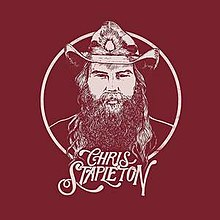 Chris Stapleton From A Room Volume  Art