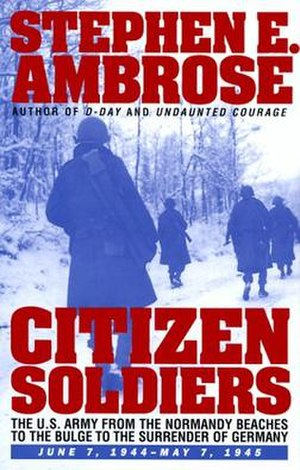 Citizen Soldiers - Image: Citizen Soldiers