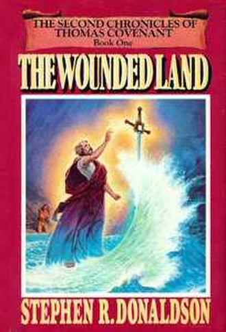 The Wounded Land - First edition cover