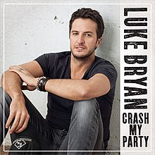 Luke Bryan — Crash My Party (studio acapella)