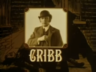 <i>Cribb</i> British police drama television series