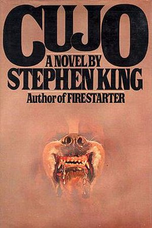 Cujo - First edition cover