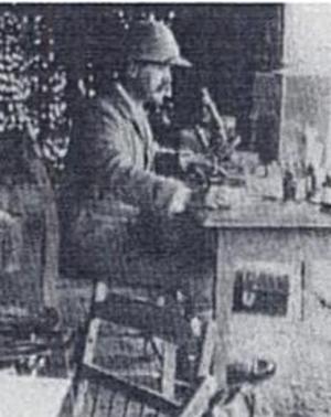 Cuthbert Christy - Christy in Uganda in 1902