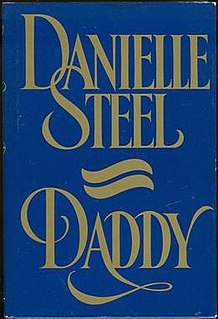 <i>Daddy</i> (novel) novel by American Danielle Steel