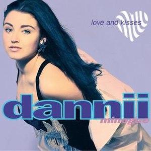 Love and Kisses (album) - Image: Dannii Minogue Loveand Kisses