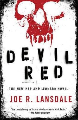 Devil Red - Vintage Crime/Black Lizard edition