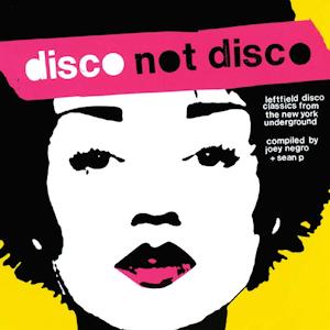 Disco Not Disco - Image: Disco Not Disco