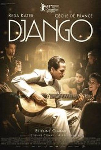 Django (2017 film) - Film poster