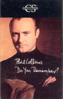 Do You Remember? (Phil Collins song) 1990 single by Phil Collins