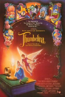 Thumbelina (1994) [English] [Animated] SL YT