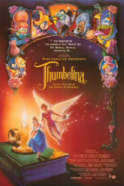 Picture of a movie: Thumbelina