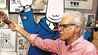Don Martin (cartoonist) - Image: Don Martin (cartoonist)