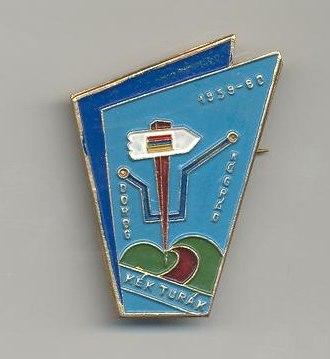 Dorog badge