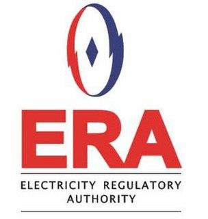 Electricity Regulatory Authority