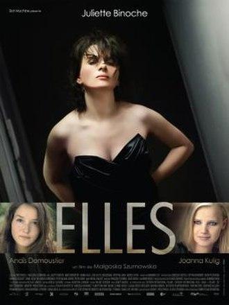 Elles (film) - Film poster