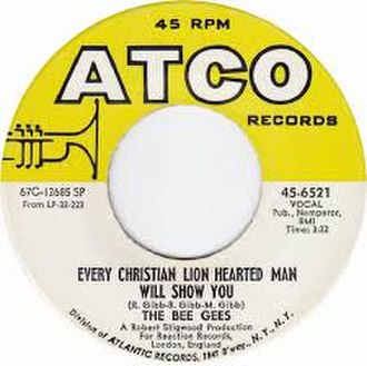 Every Christian Lion Hearted Man Will Show You - Image: Every Christian Lion Hearted Man Will Show You