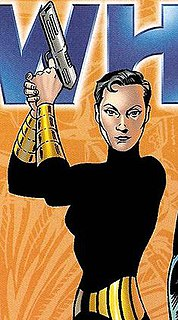 Fey Truscott-Sade fictional character who appeared in the Doctor Who Magazine comic strip