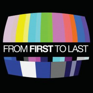 From First to Last (album) - Image: Fftlalbumcover